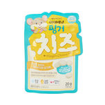 Ivenet Bebe Finger Cheese (Plain) 20g