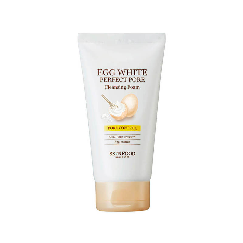 Skinfood  Egg White Perfect Pore Cleansing Foam (150ml)