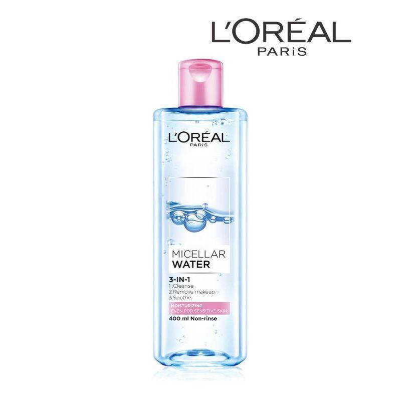 L'Oreal Paris Pink Micellar Water 400ml