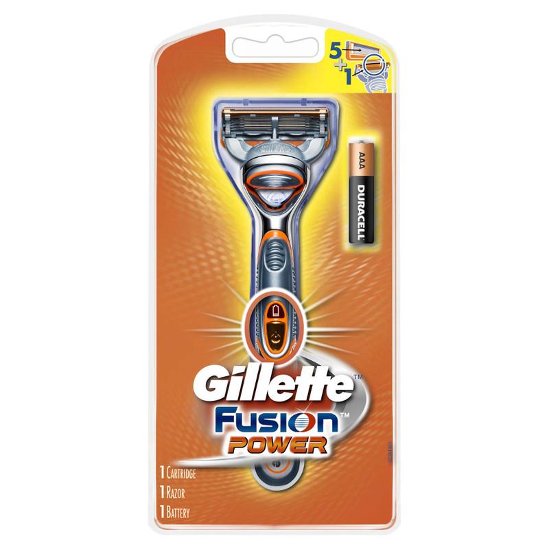 Gillette Fusion Power Razor 1s