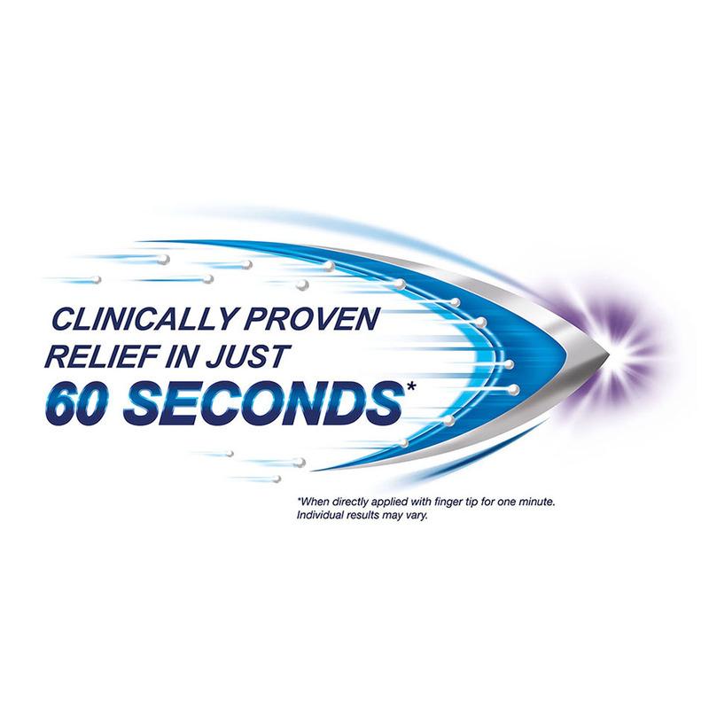 Sensodyne Sensitive Rapid Relief Whitening Toothpaste, 100 g