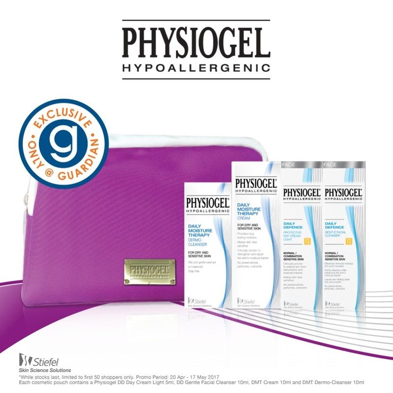 Physiogel Daily Moisture Therapy Dermo-Cleanser Triple Pack, 3x900ml