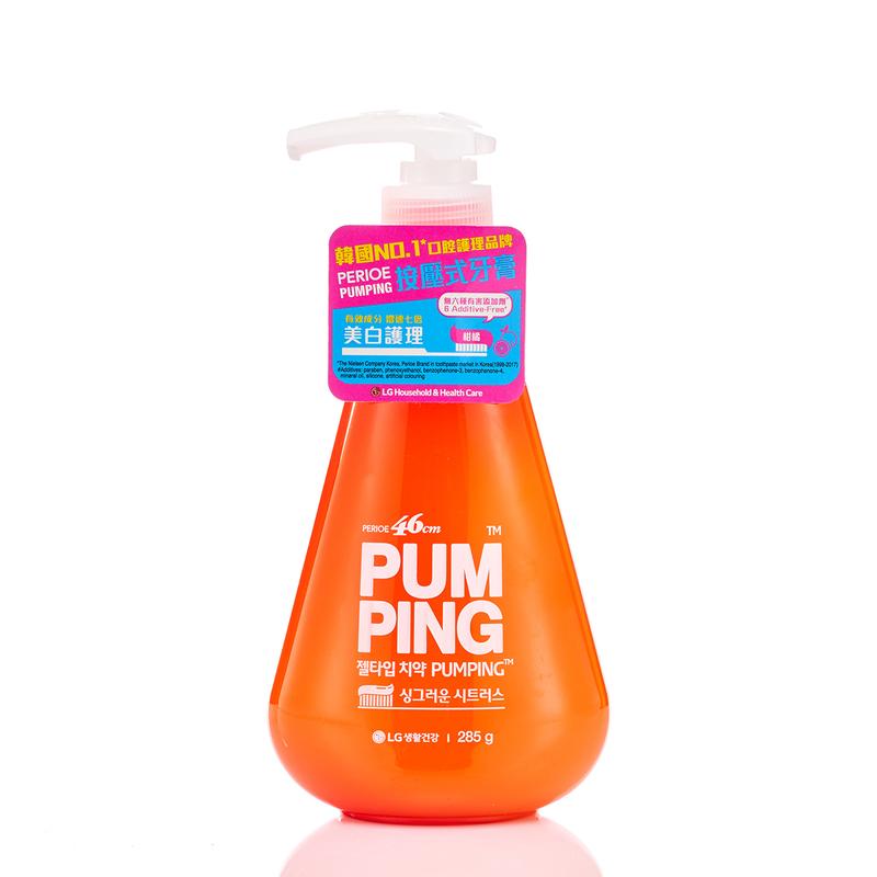 Perioe 46Cm Pumping Toothpaste 285G_Citrus