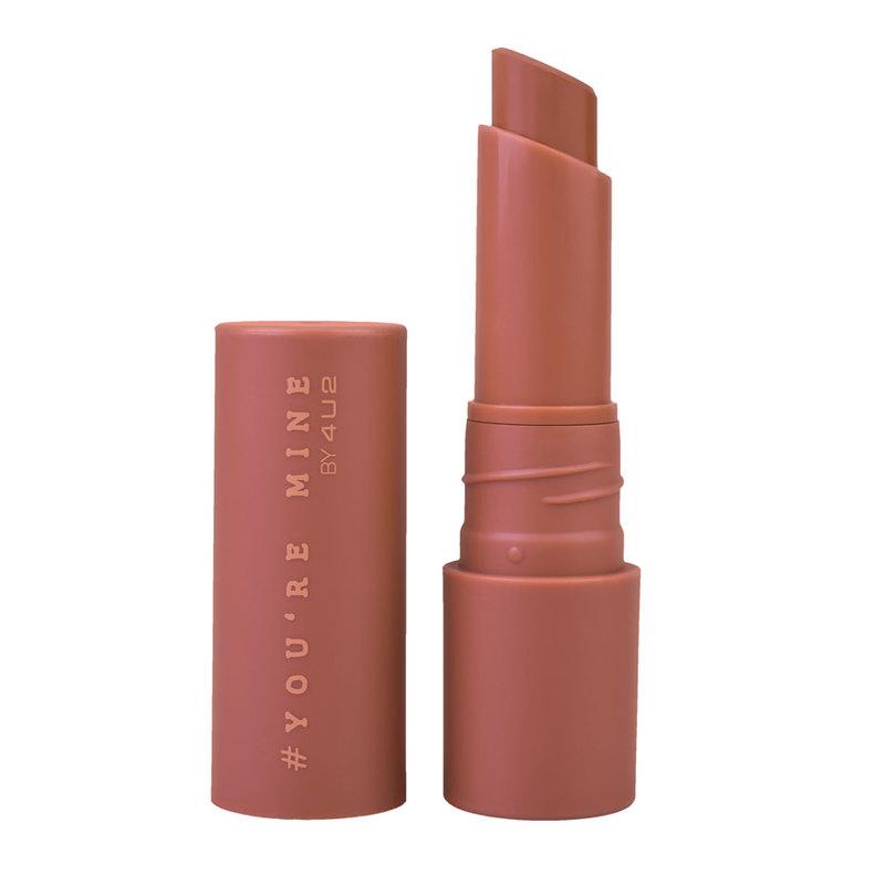 4U2 You're Mine Matte Lipstick No. 2 My Romeo