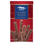 Meadows Wafer Rolls Chocolate Peanut Flavour 300g
