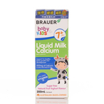 Brauer Liquid Milk Calcium 200ml