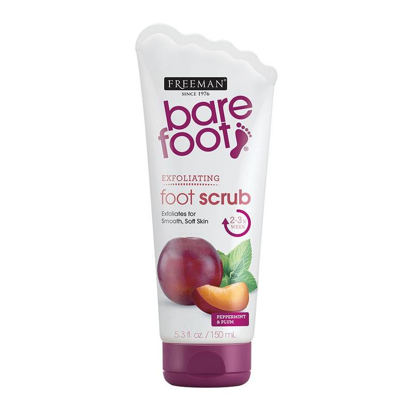 Freeman Barefoot Exfoliating Foot Scrub, 150ml