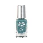 Barry M Gelly Hi Shine Nail Paint Spearmint, 10ml