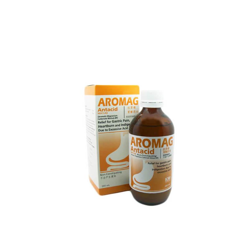 ICM Pharma Aromag Antacid Mixture, 200ml
