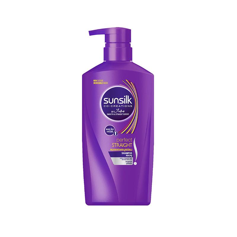 Sunsilk  Perfect Straight Shampoo, 650mL