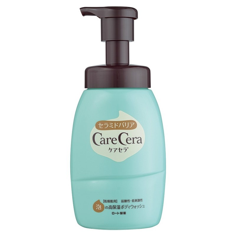 Care Cera Body Foam Wash Pure Floral, 450ml