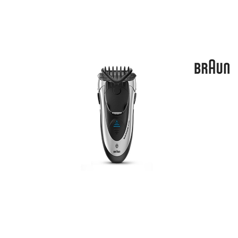 Braun MG5090 Silver Male Shaver