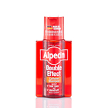 Alpecin Double Effect Caffeine Shampoo - Helps prevent hair loss and oily dandruff, for men 200mL