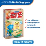 Cerelac Nestle Multi Grain & Garden Vegetables, 250g