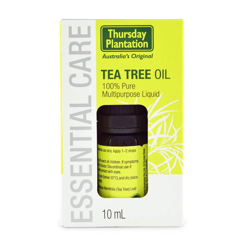 Thursday Plantation 100% Tea Tree Oil, 10ml