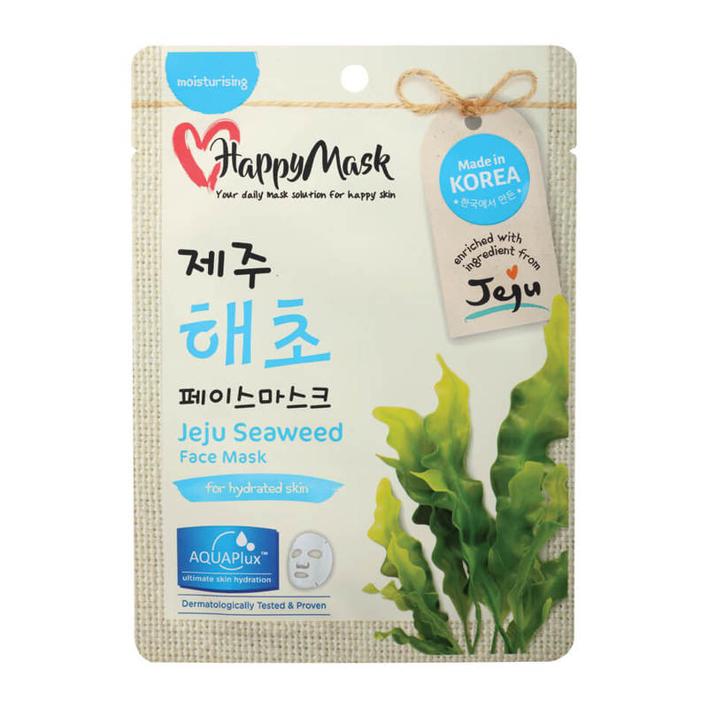 HappyMask Jeju Seaweed Face Mask