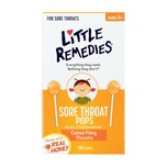 Little Remedies Sore Throat 10 Pops