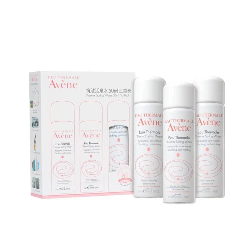 Avene Thermal Water 50mLx3 bottles