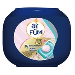 Ar Fum Laundry Caps Box 16pcs-F