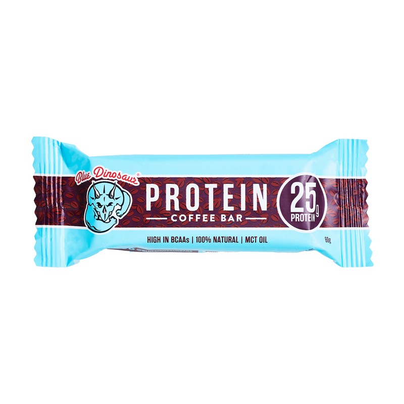 Blue Dinosaur Coffee Protein Bar, 60g