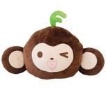 Little Freddie Monkey Cushion -F