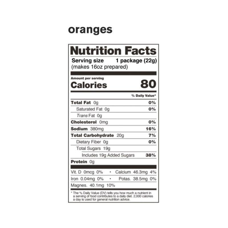 Skratch Labs  Skratch Sport Hydration Drink Mix Orange 22g