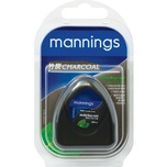 Mannings Charc Dental Floss-Mint 60M