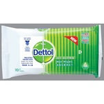 Dettol Anti-Bacterial Wet Wipes 10pcs