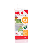 Nuk PCH PP Bottle with Silicon Teat (0-6Months) 150mL