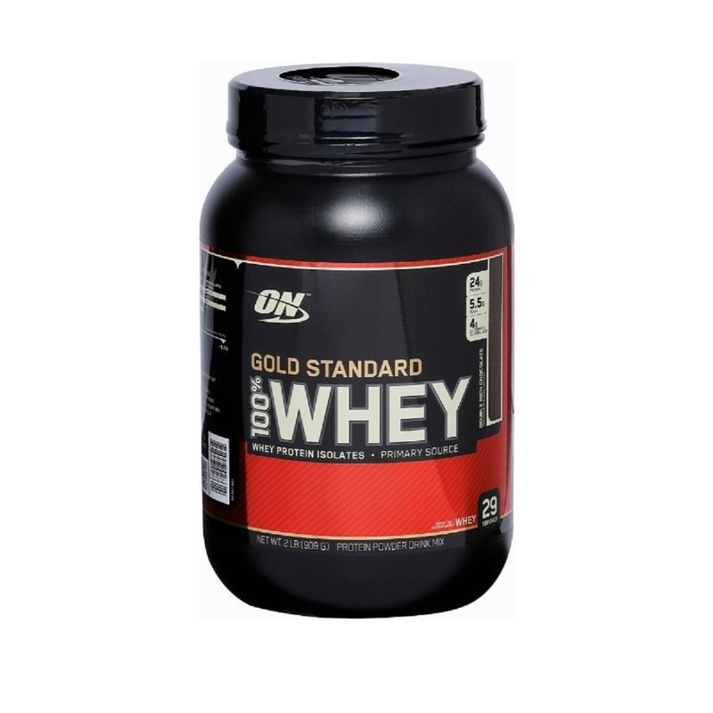 ON 100% Whey Gold Stand (Chocolate) 2lb