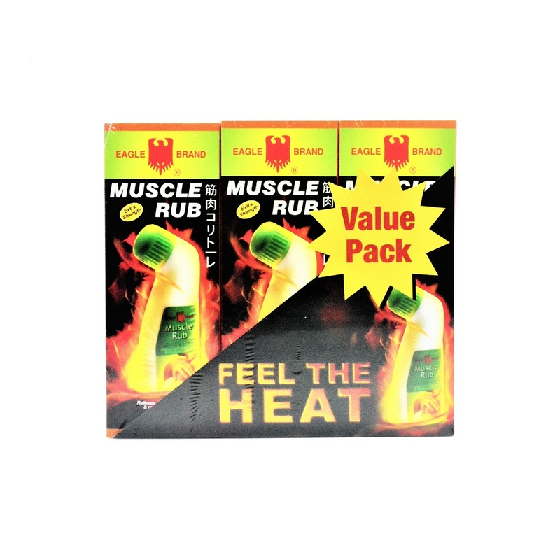 Eagle Muscle Rub, 6x85ml