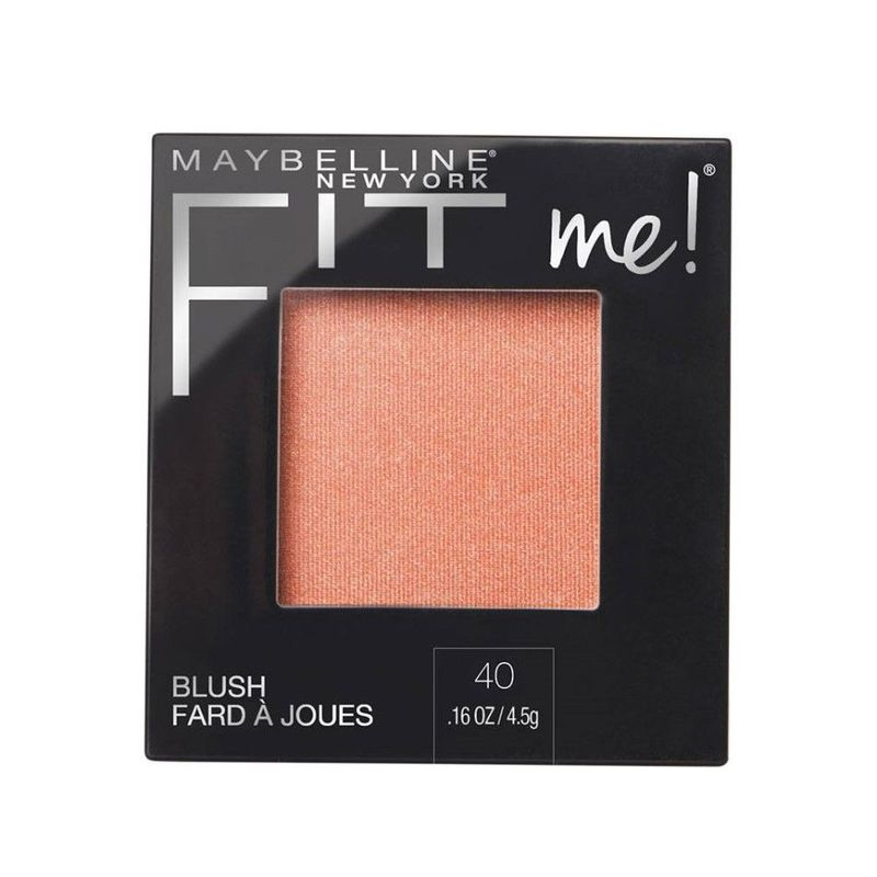 Maybelline Fit Me Mono Blush Peach 40 4.5g