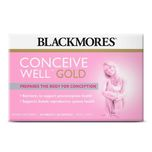 Blackmores Conceive Well Gold, 28 Tablets + 28 capsules