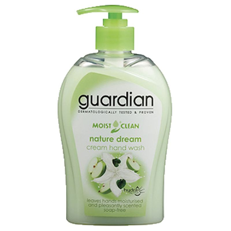 Guardian Moist Clean Cream Hand Wash Nature Dream, 500ml