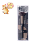 Beyoutiful Flattopcontourbrush 1pc