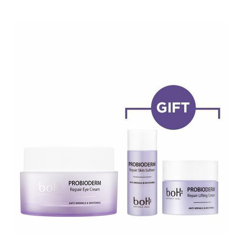 Botanic Heal BoH Probioderm Repair Eye Cream Special Set
