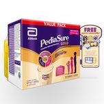 Pediasure  Pediasire Gold Classic Vanilla Value Pack with Free Lunch Box