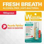 Pearlie White Breath Spray Alcohol Free Cool Mint 100 Sprays