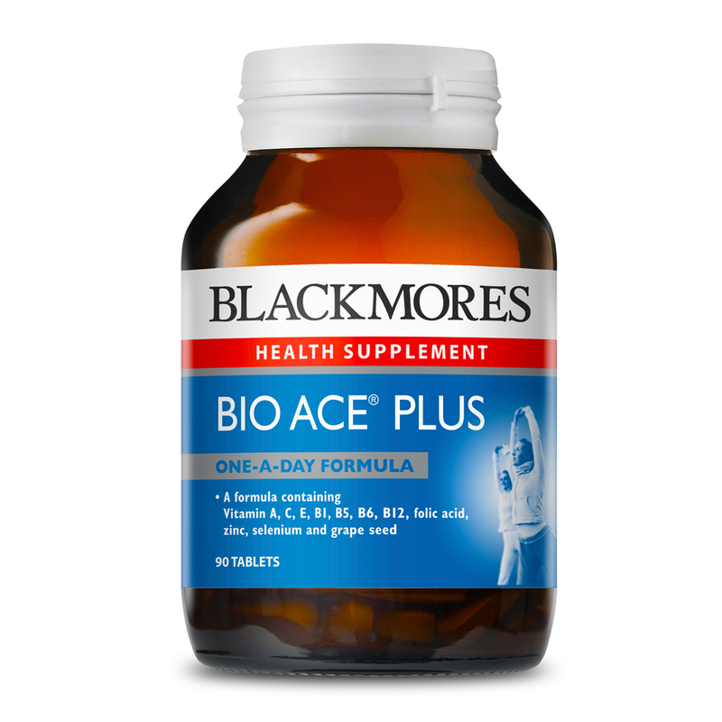 Blackmores Bio Ace Plus, 90 tablets