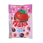Meiji Strawberry Gummy Chocola 53 g