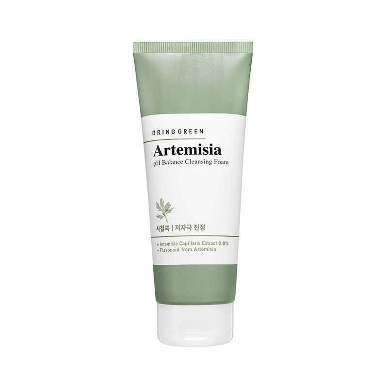 Bring Green Artemisia PH Balance Cleansing Foam 200ml