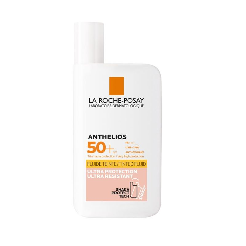 La Roche-Posay Anthelios Tinted Fluid SPF 50+, 50ml