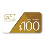 Ikea $100 Gift Card-F
