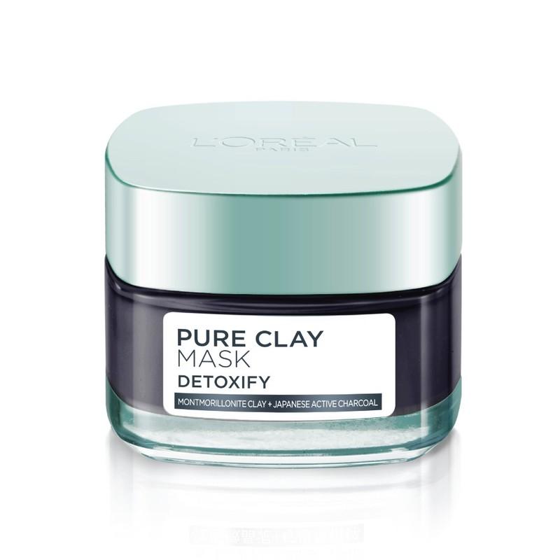L'Oreal Dermo-Expertise Detoxifying Clay Mask, 50ml