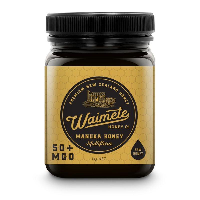 Waimete Manuka Multiflora MGO 50+, 1kg