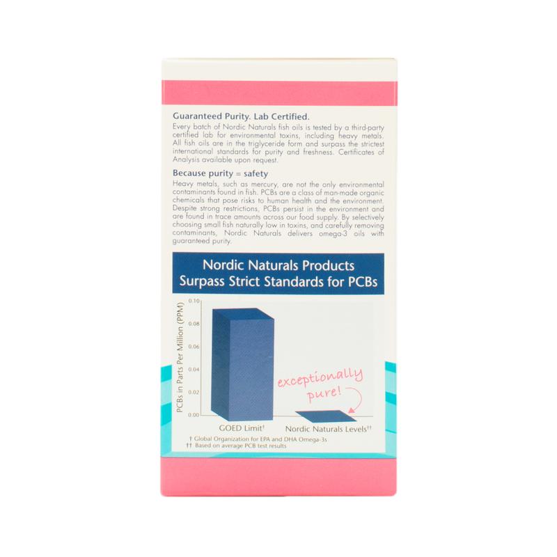 Nordic Naturals Prenatal Dha90pcs