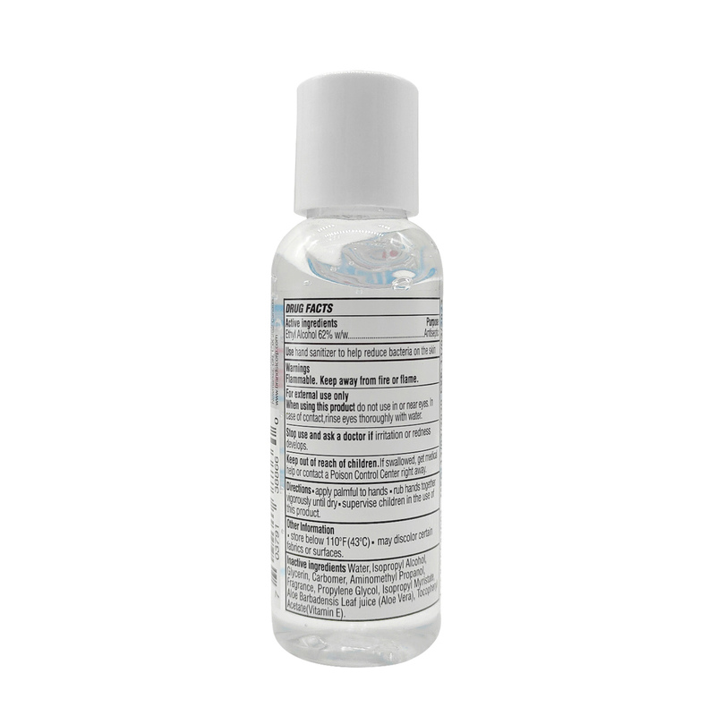 Visibly Clean Hand Sanitizer 59mL