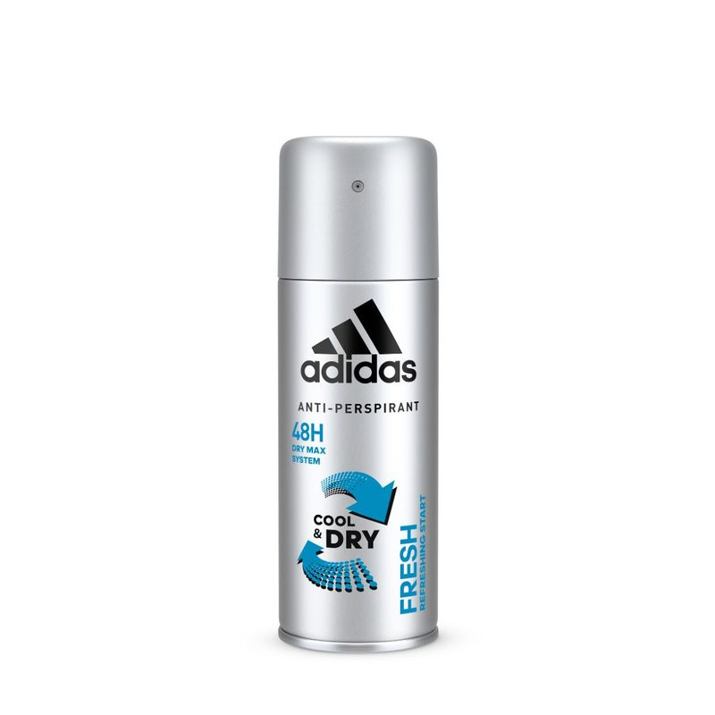 Adidas Men Dry Max Fresh Spra 150mL