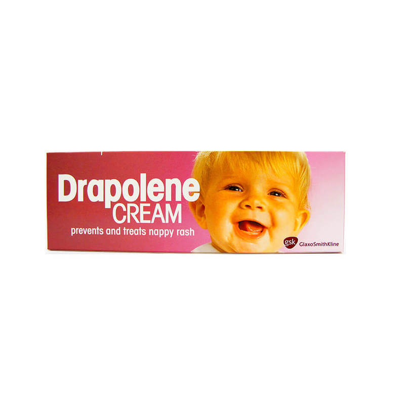 Drapolene Nappy Rash Cream, 55g