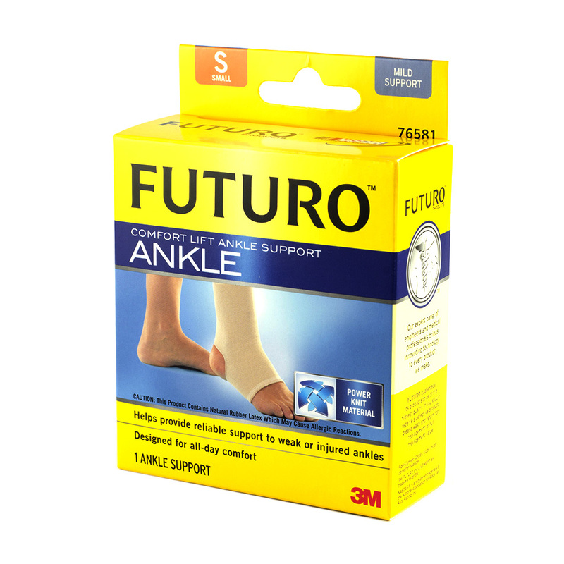 Futuro Comfort Lift Ankle Support S